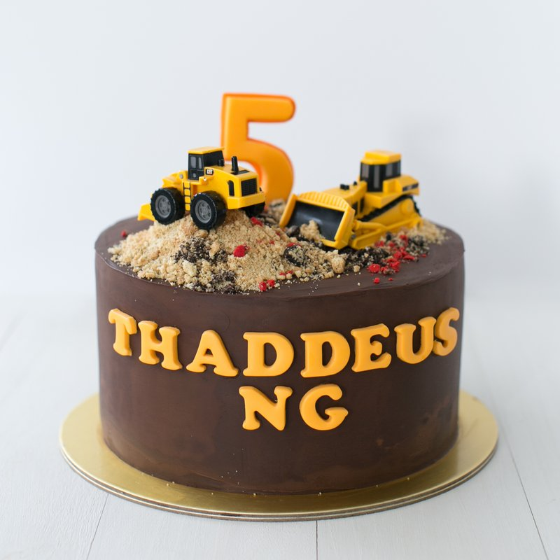 Outstanding Kids Birthday Cake Bakers Brew Singapore Funny Birthday Cards Online Eattedamsfinfo