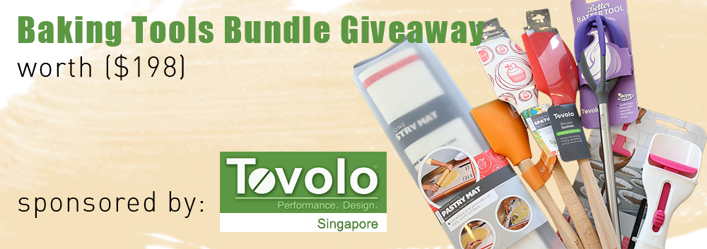 Tovolo Baking Tools Singapore