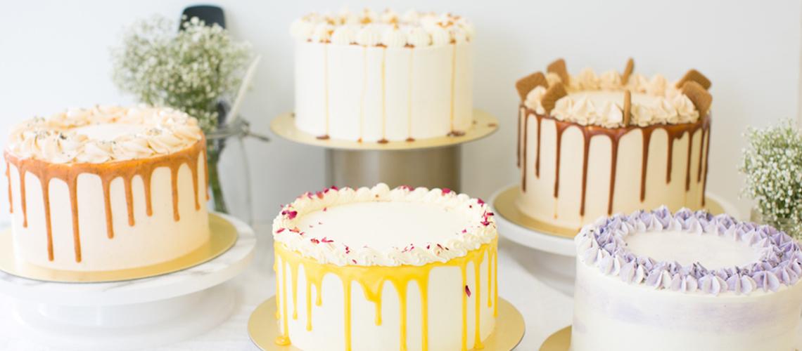 Best Artisanal Cakes in Singapore