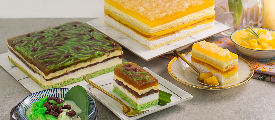 Uniquely Singapore Layered Cakes v2