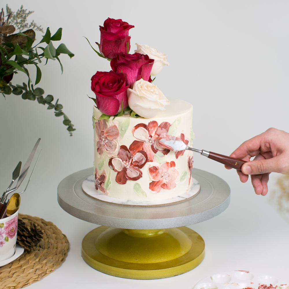 Wedding Cake Class: Learn, Savour And Celebrate - Baker's Brew