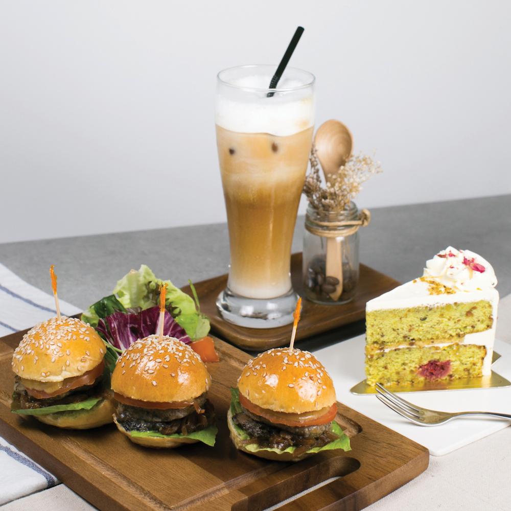 Savouries Baker's Brew Cafe Studio