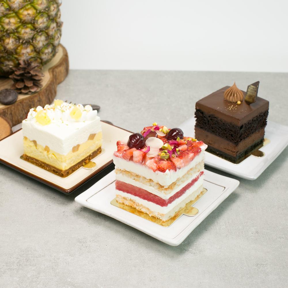 Premium Cakes Assorted