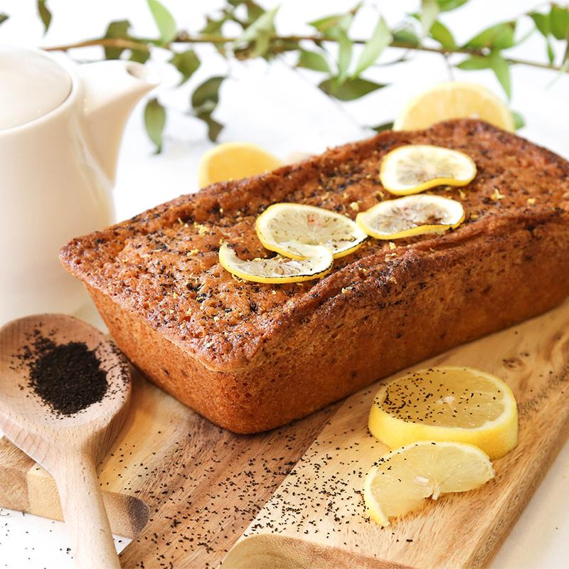 Earl Grey Lemon Bread Loaf Singapore