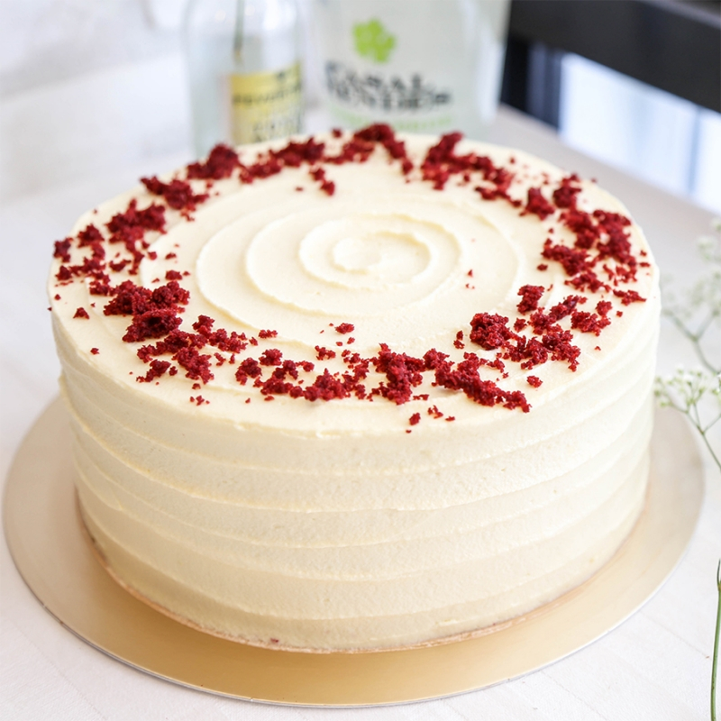 Best Red Velvet Cake Baking Class