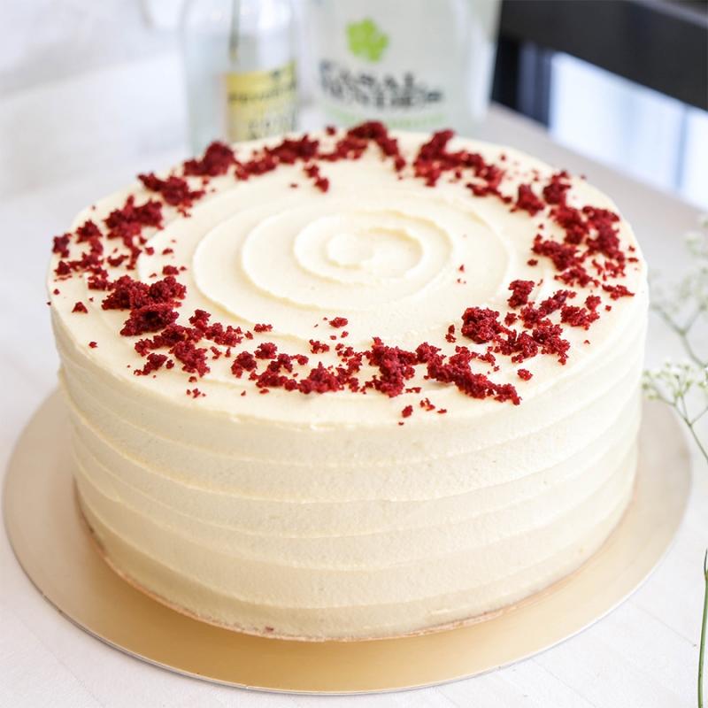 Best Red Velvet Cake Baking Class