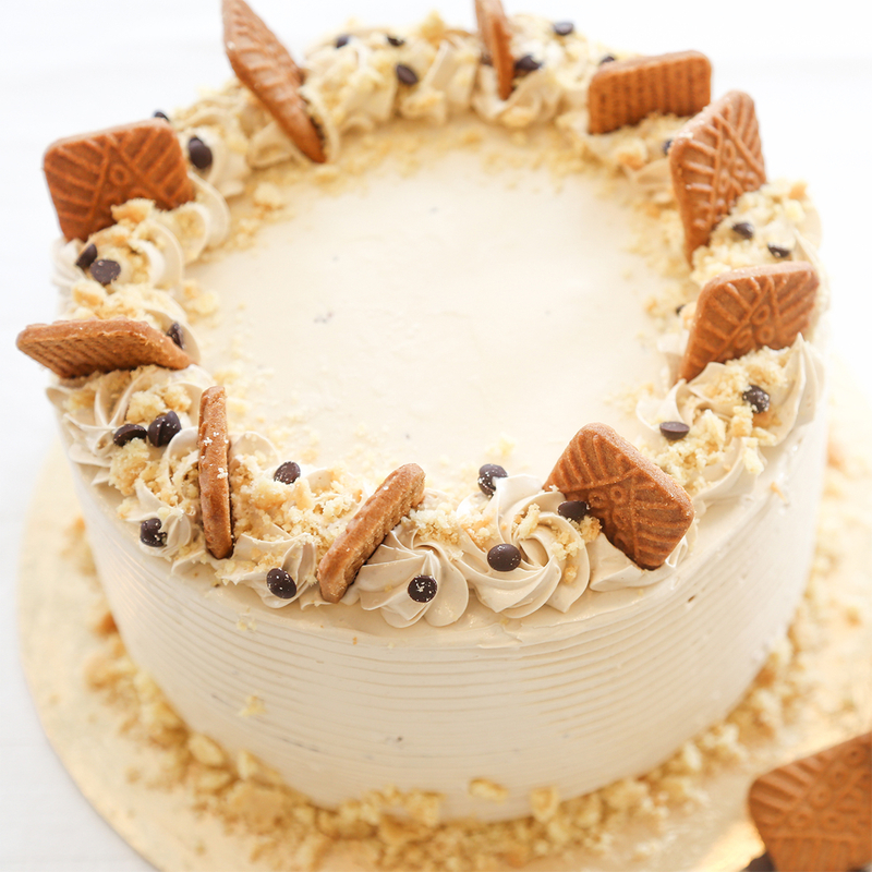 Best Speculoos Cookie Butter Cake Singapore
