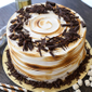 Toasted Marshmellow Chocolate Cake Singapore