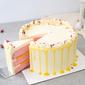 Best Lychee Mango Birthday Cake Singapore