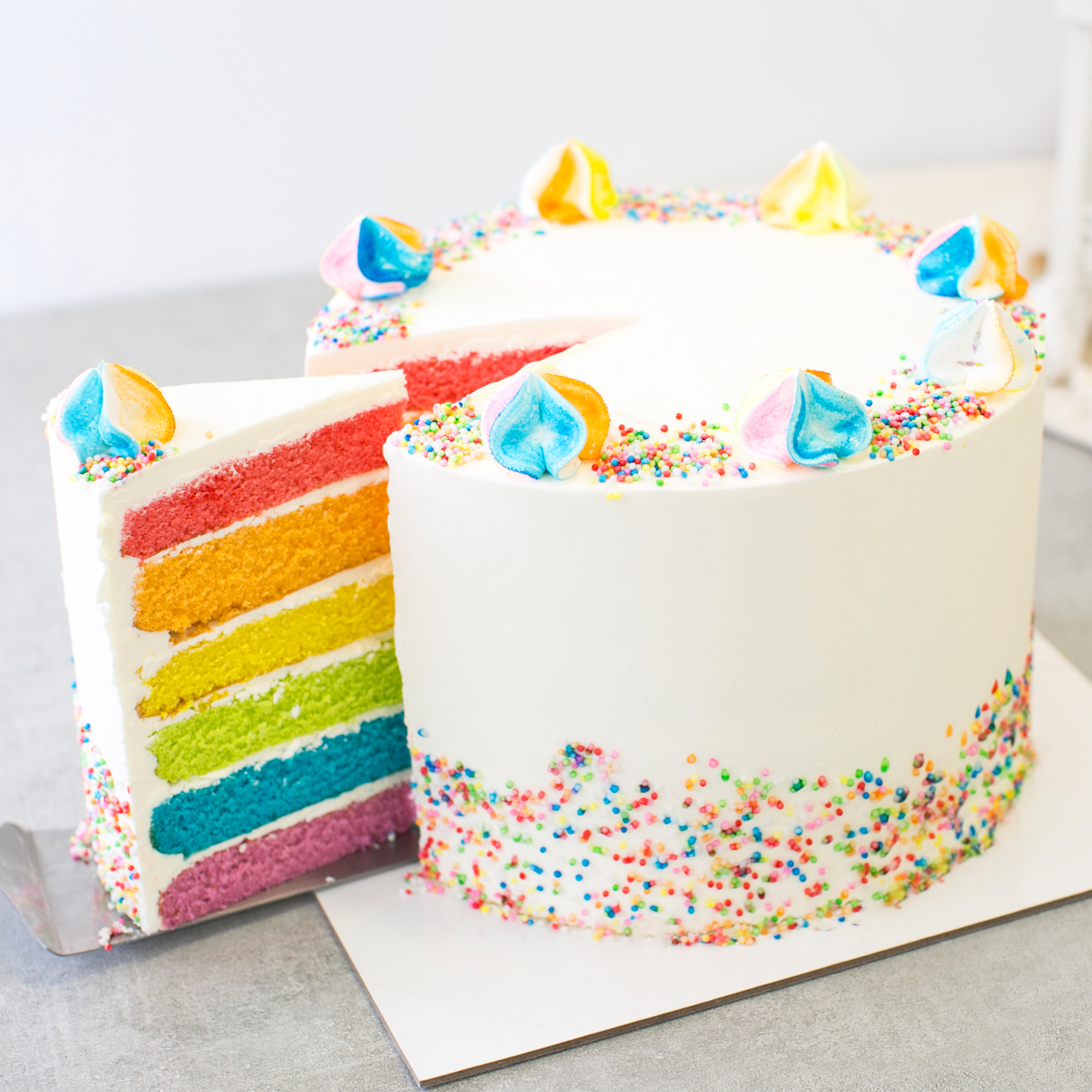 Baby Cake Recipes From Scratch