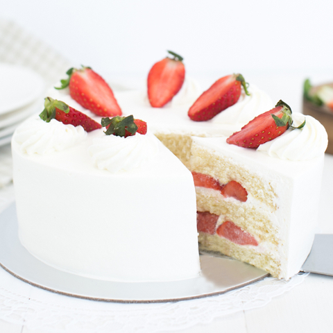 Best Strawberry Shortcake Singapore