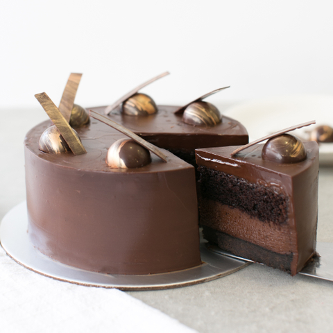 Chocolate Symphony (for Choc Lovers!) 56