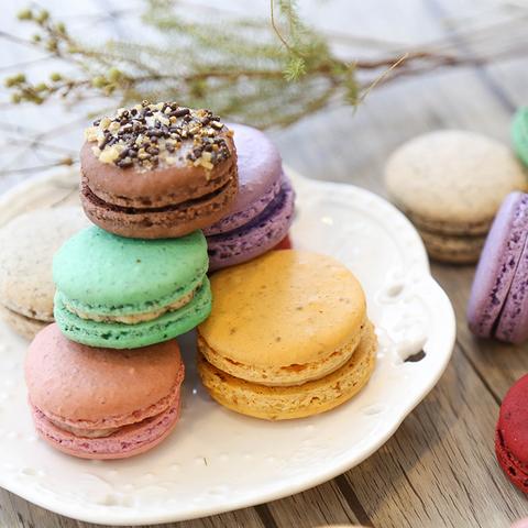 French Macaron Galore (Amanda 7Pax)