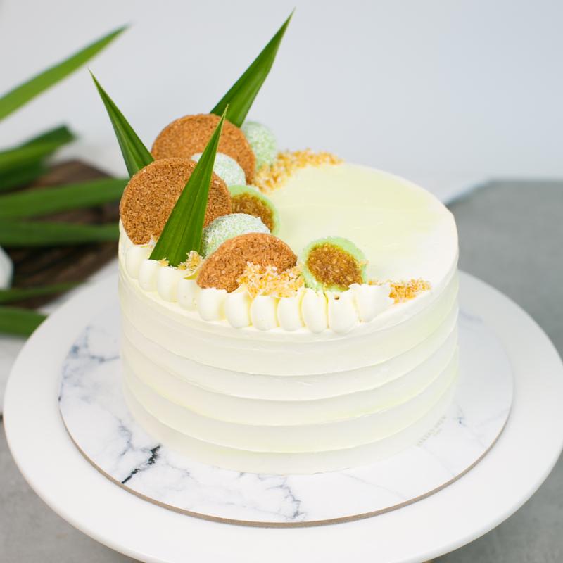 Ondeh Ondeh Birthday Cake Singapore