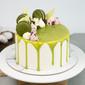 Matcha Azuki Birthday Cake Singapore