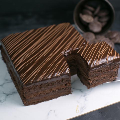 Gluten-Free Fudge Cake 21