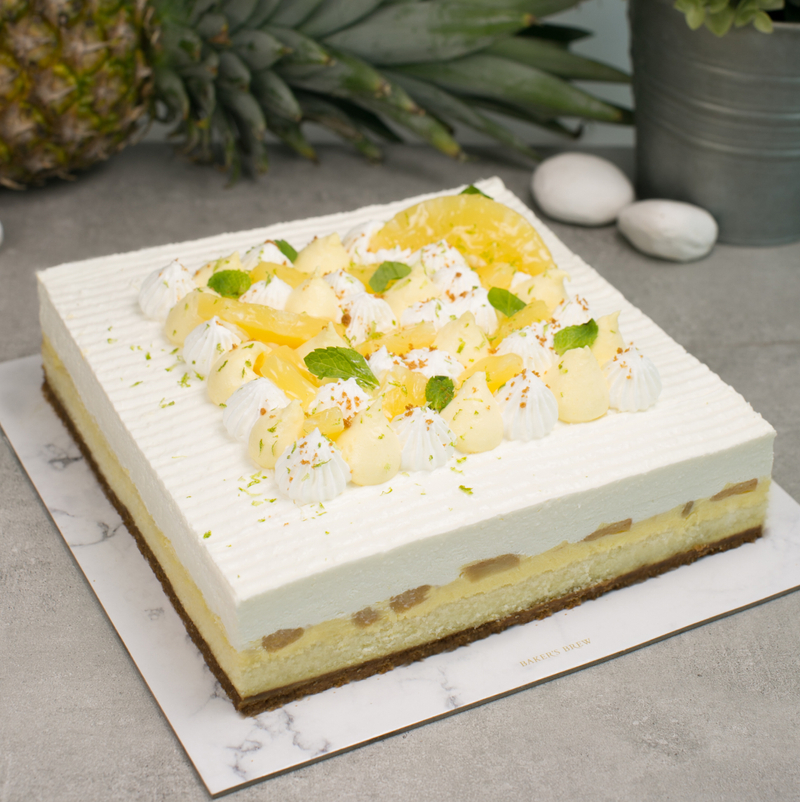 Best Hawaiian Paradise Birthday Cake Singapore