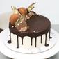 Best Salted Caramel Chocolate Birthday Cake Singapore