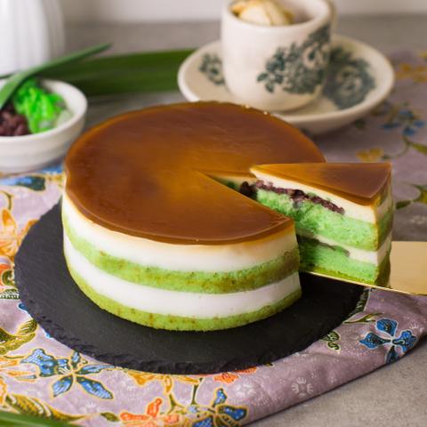Chendol Cake 22