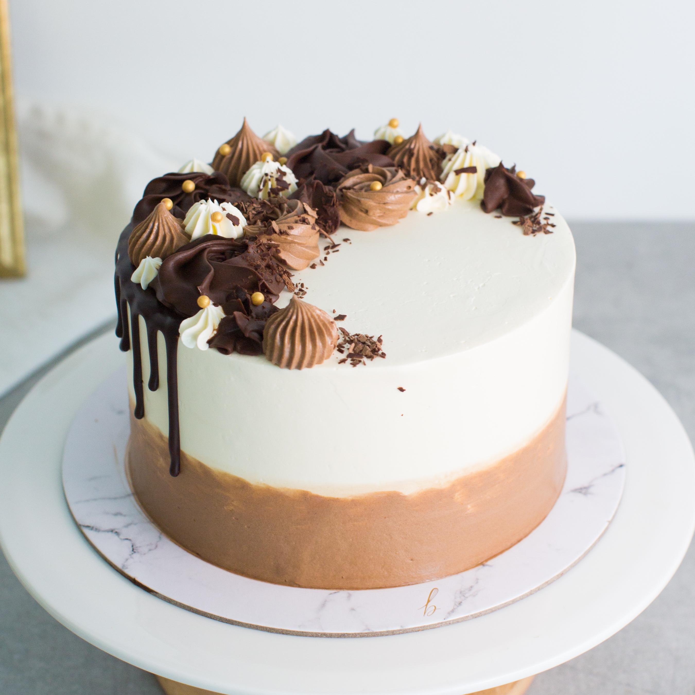 Full Chocolate Cake Baker S Brew