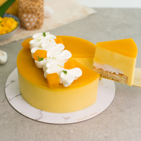 Mango Sticky Rice Cake (Limited Edition) 12