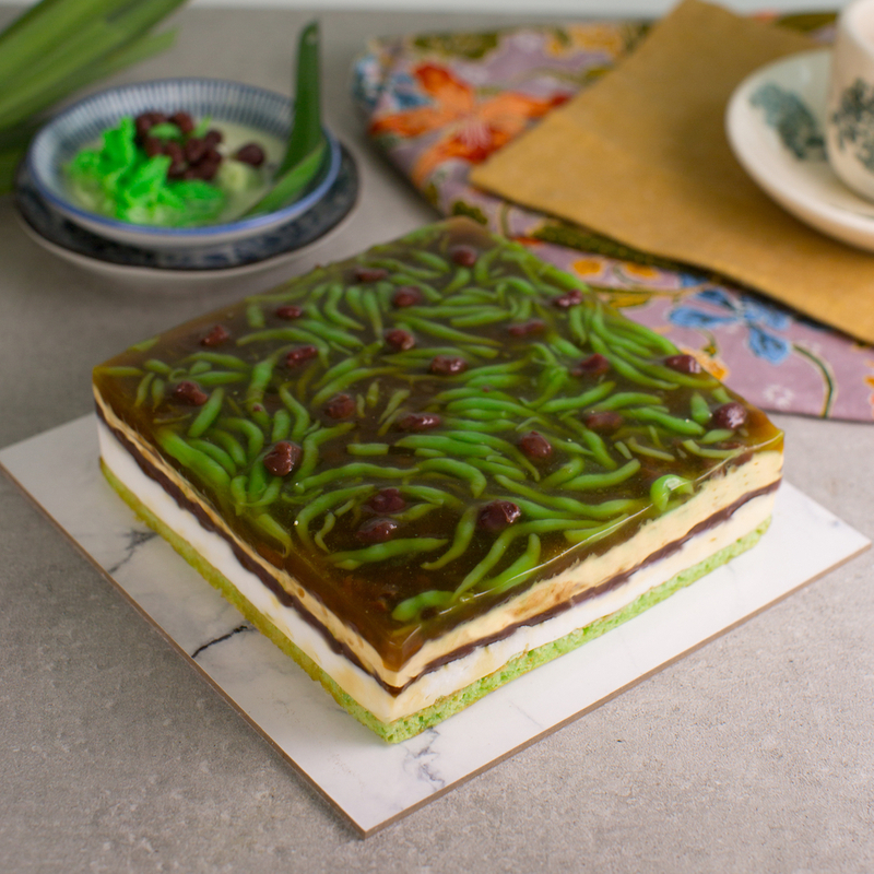 Best Chendol Cake in Singapore