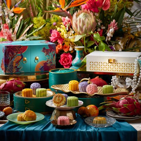 Crazy Rich Mooncake Collection