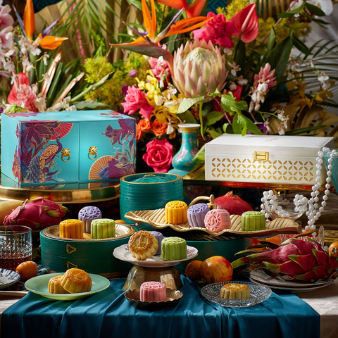 Crazy Rich Mooncake Collection