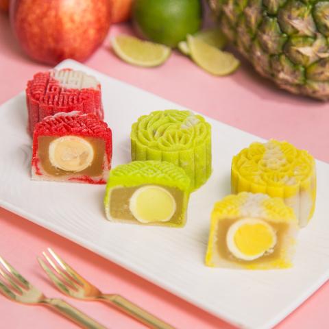 Fruity Snowskin Mooncake 5