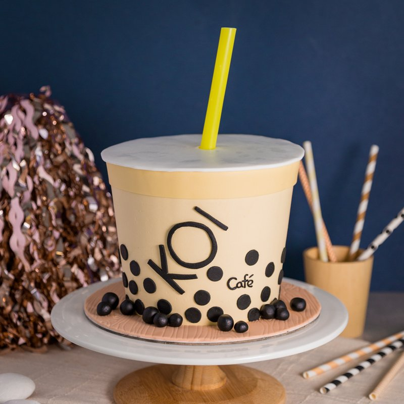 Best Bubble Tea Boba Cake Singapore
