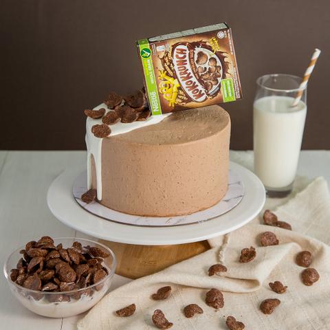 Koko Krunch Cereal Cake 5