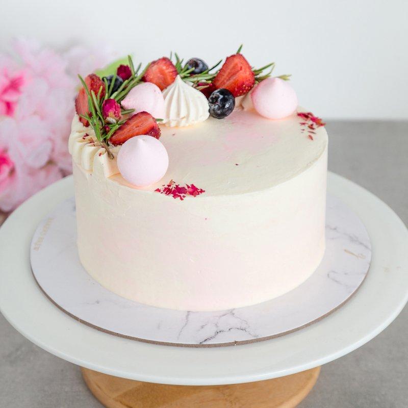 Blissful Berries Birthday Cake Singapore