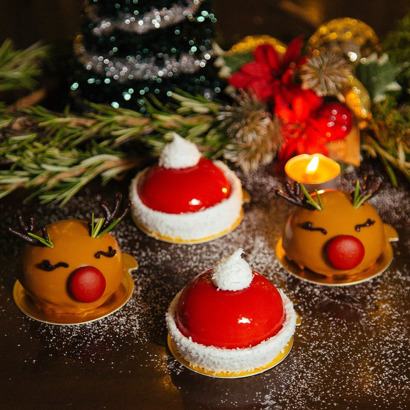 Best Christmas Cake in Singapore