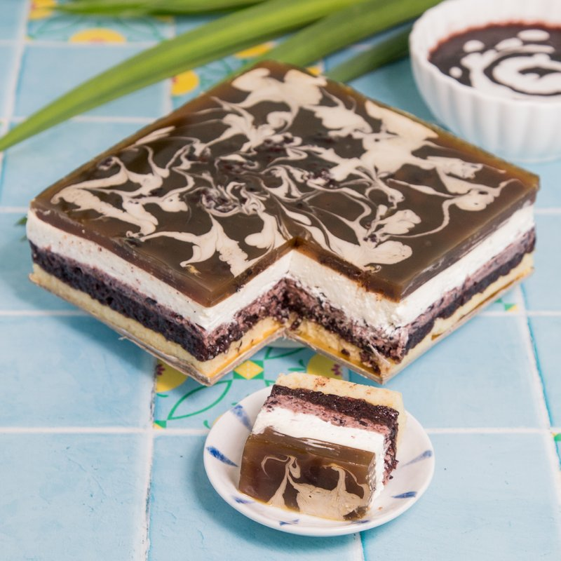 Best Pulut Hitam Cake in Singapore