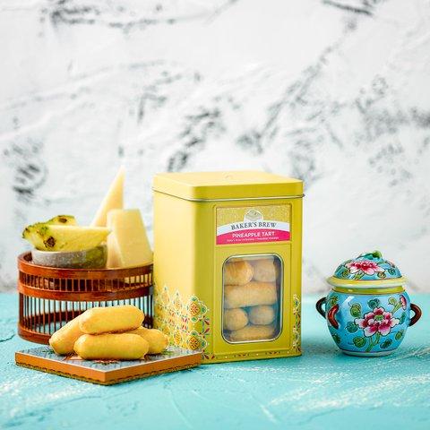 Peranakan Pineapple Tarts