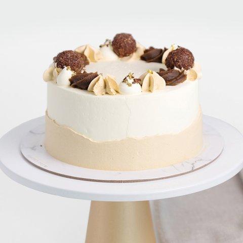 Coffee Melaka Cake