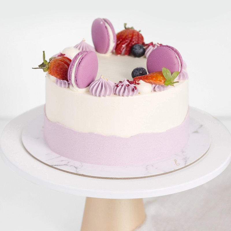 Best Blissful Berries Cake Singapore - Baker's Brew Studio