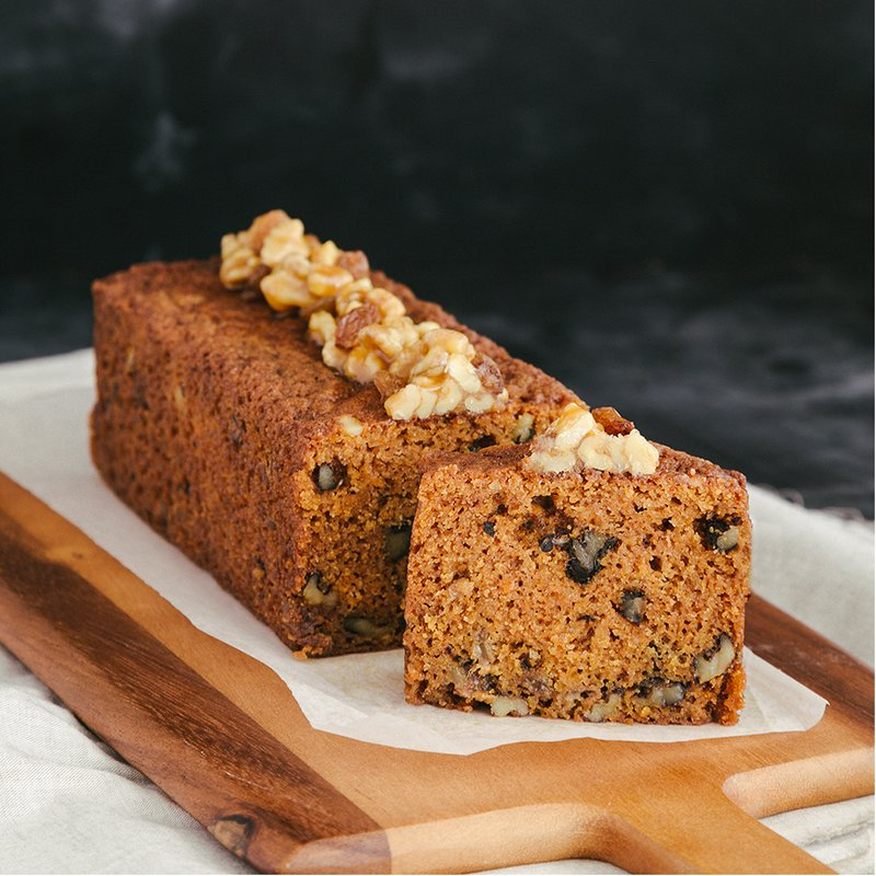 Browned Butter Carrot Loaf