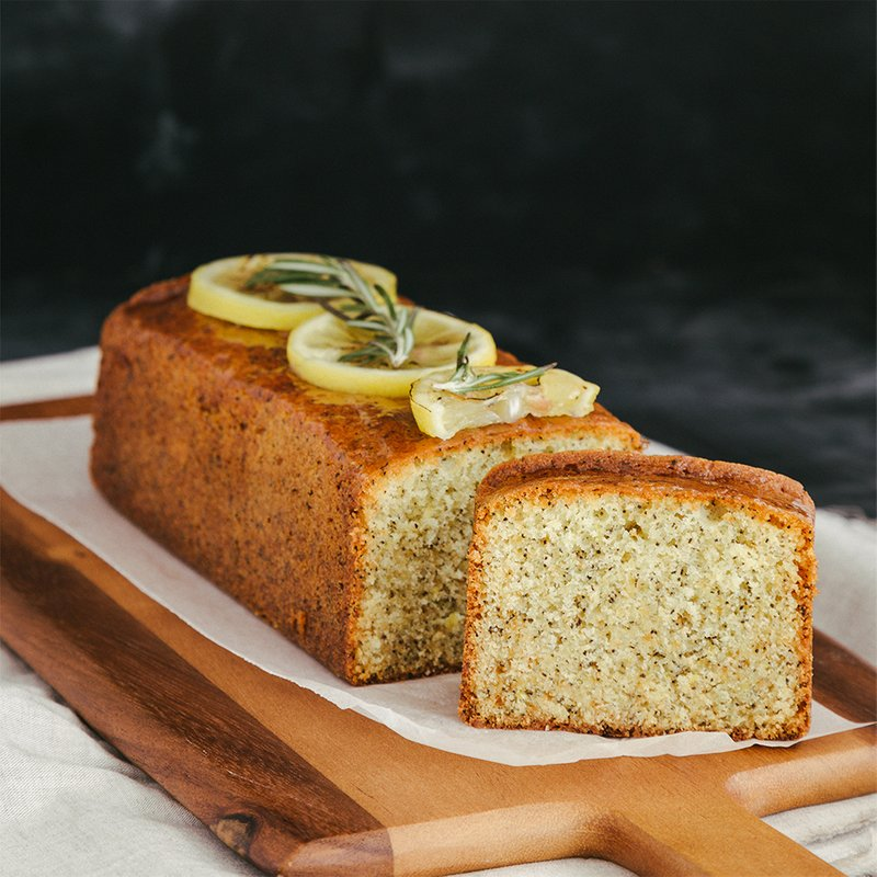 Earl Grey Lemon Cake Loaf