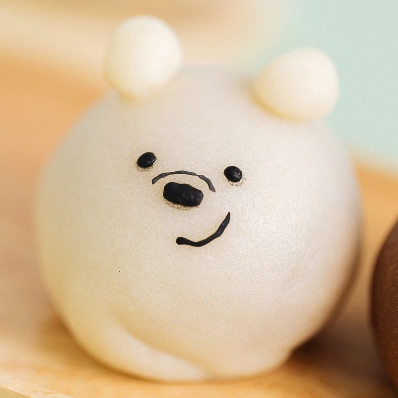 We Bare Bear Snowskin Mooncakes 1 | Baker's Brew Studio ...