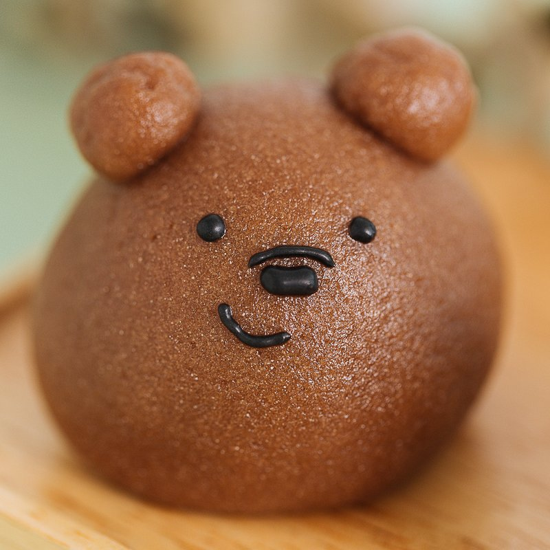 We Bare Bear Snowskin Mooncakes 5 | Baker's Brew Studio ...