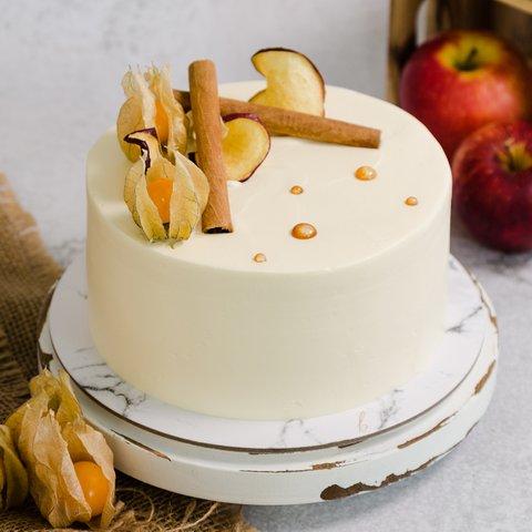 Apple Cinnamon Cake (4 Pax Private, Huiling)