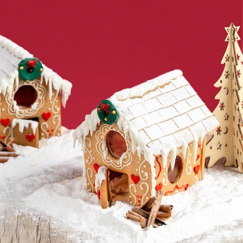 Gingerbread House (Reni 3 Pax Private)