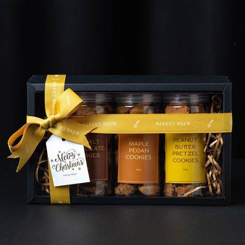 Christmas Cookies Gift Set