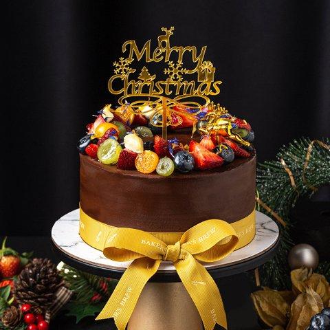Blackforest Belgium Dark Chocolate Cake