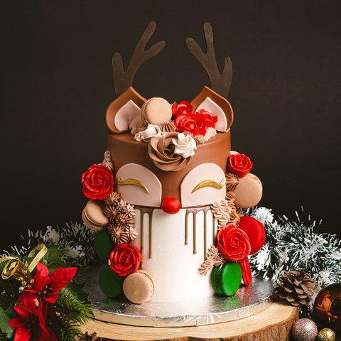 Holly Jolly Reindeer
