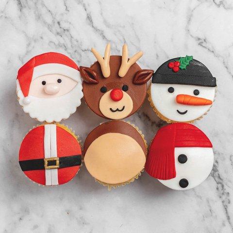 Santa & Friends!