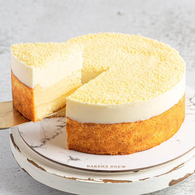 Dual Fromage Cake | Online Cake Delivery Singapore | Baker