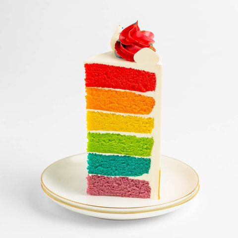 Rainbow Tower (up to 11 slices)