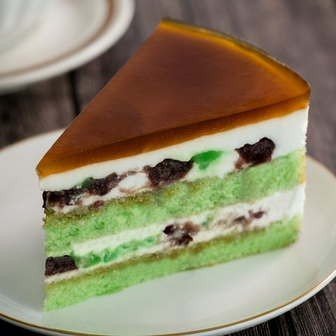 Chendol Cake (up to 11 slices)